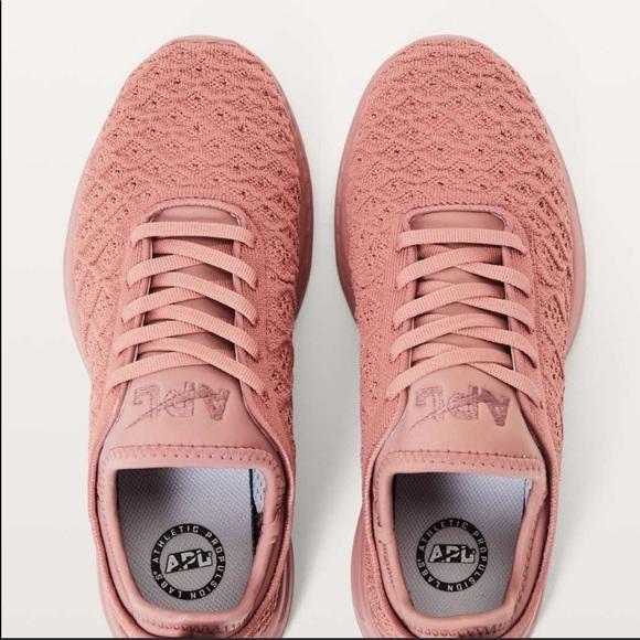 APL Shoes | Apl Pink Tennis Shoes